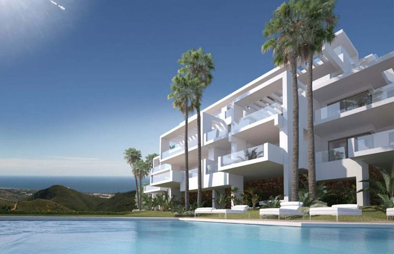 magna dream homes costa del sol new property developments villas apartments