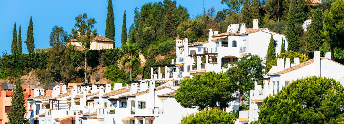 Benahavis rich Andalusian flavour investment properties and new developments