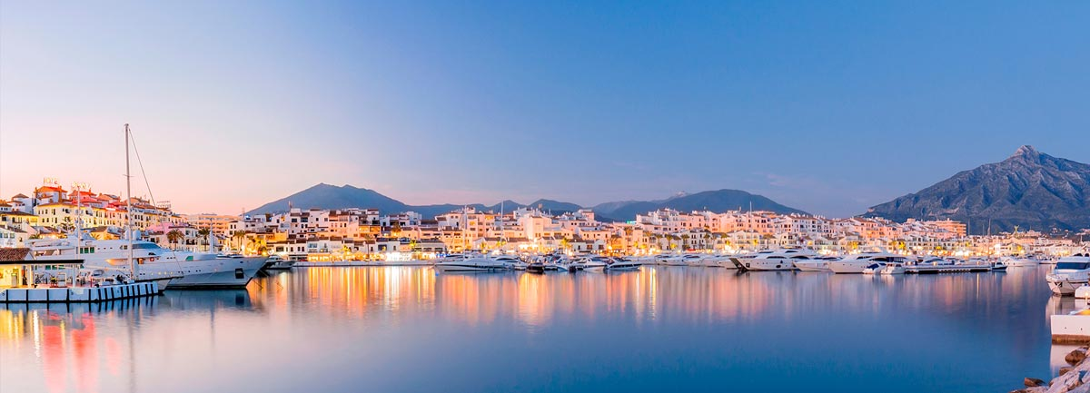 marbella the place to live puerto banus luxury living Magna Marbella